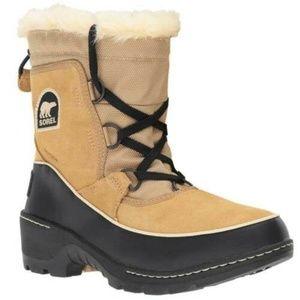 Sorel $130 Tivoli III Curry & Black Winter Boots